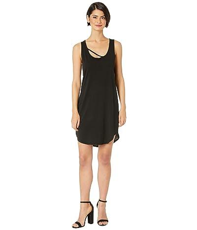 LAmade Ivy Tank Dress (Black) Women