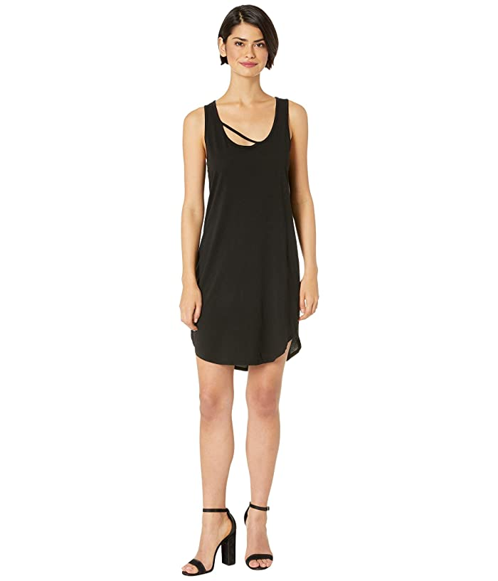 LAmade Ivy Tank Dress (Black) Women's Dress
