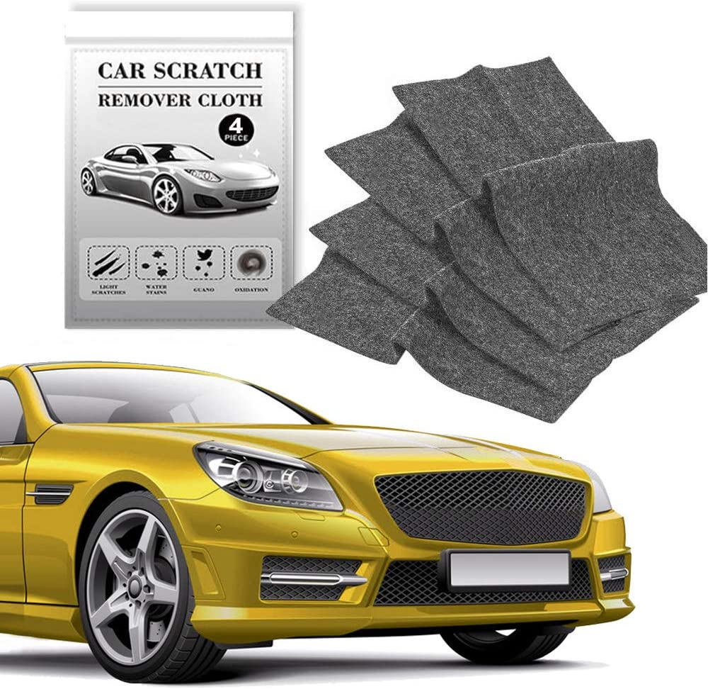 Nano Sparkle Ranking TOP7 Cloth for Scratches security Car Scr