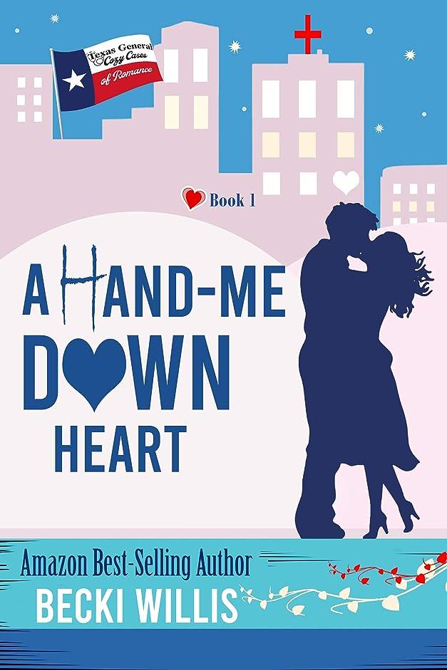 風海港グラフA Hand-Me-Down Heart: Texas General Cozy Cases of Romance, Book 1 (English Edition)