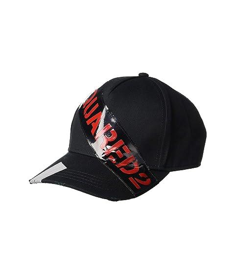 DSQUARED2 Logo Tape Baseball Cap