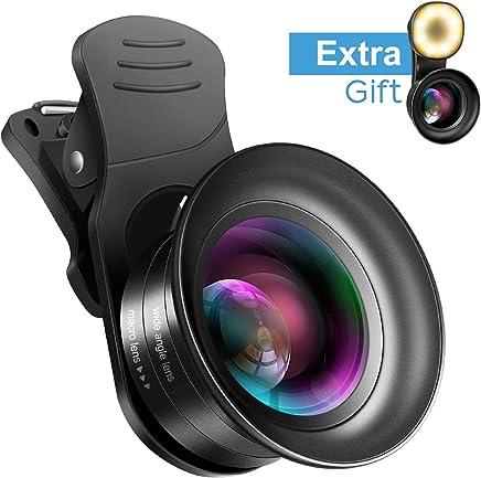 Cell Phone Camera Lens Kit – VIEWOW 4K HD 7 Optical...