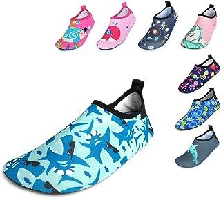 احذية مائية للاطفال من بي فويل، احذية مائية للاطفال الكبار من البنات والاولاد، جوارب سباحة، احذية رياضية مائية سريعة الجفا...