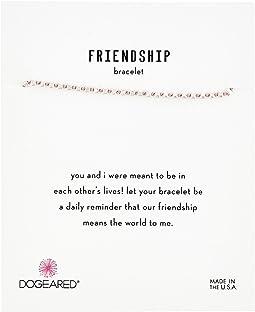 Friendship Bracelet, Flat Bead Pink Silk Bracelet