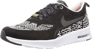Women's Air Max Thea Low-Top Sneakers, Black