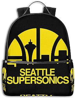 Sonic Vintage Backpack Travel Rucksack Laptop Kid School Bag
