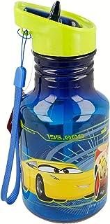 Stor Cars Light Bulb Triton Bottle - 370 Ml Blue