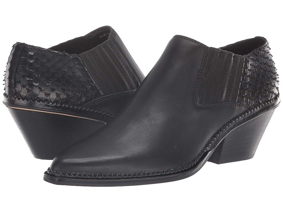 Dolce Vita Peny (Black Leather) Women