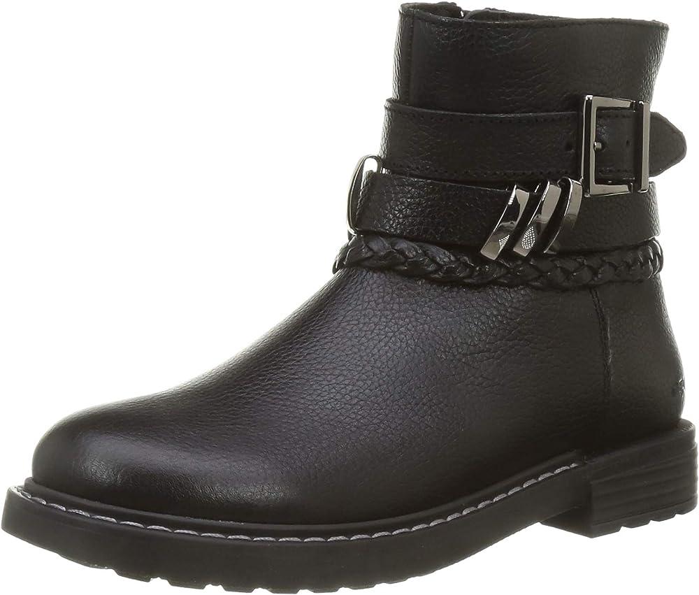 Geox j eclair girl e, ankle boot bambina J049QE00046
