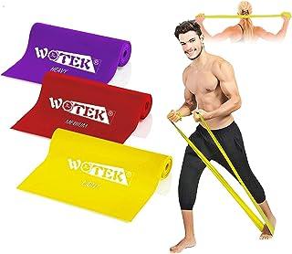 WOTEK Bandas Elasticas Fitness Goma Elastica Fitness, 3