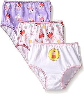 Handcraft Little Girls' Peppa Pig TG  (Pack of 3)