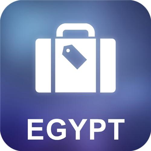 Egipto Offline Mapa