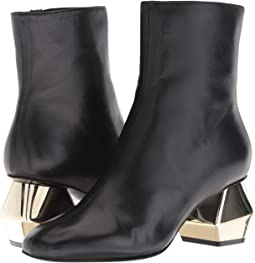 Side Zip Ankle Boot