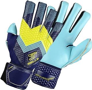 Sells Silhouette Illuminate Guard Goalkeeper Gloves Size