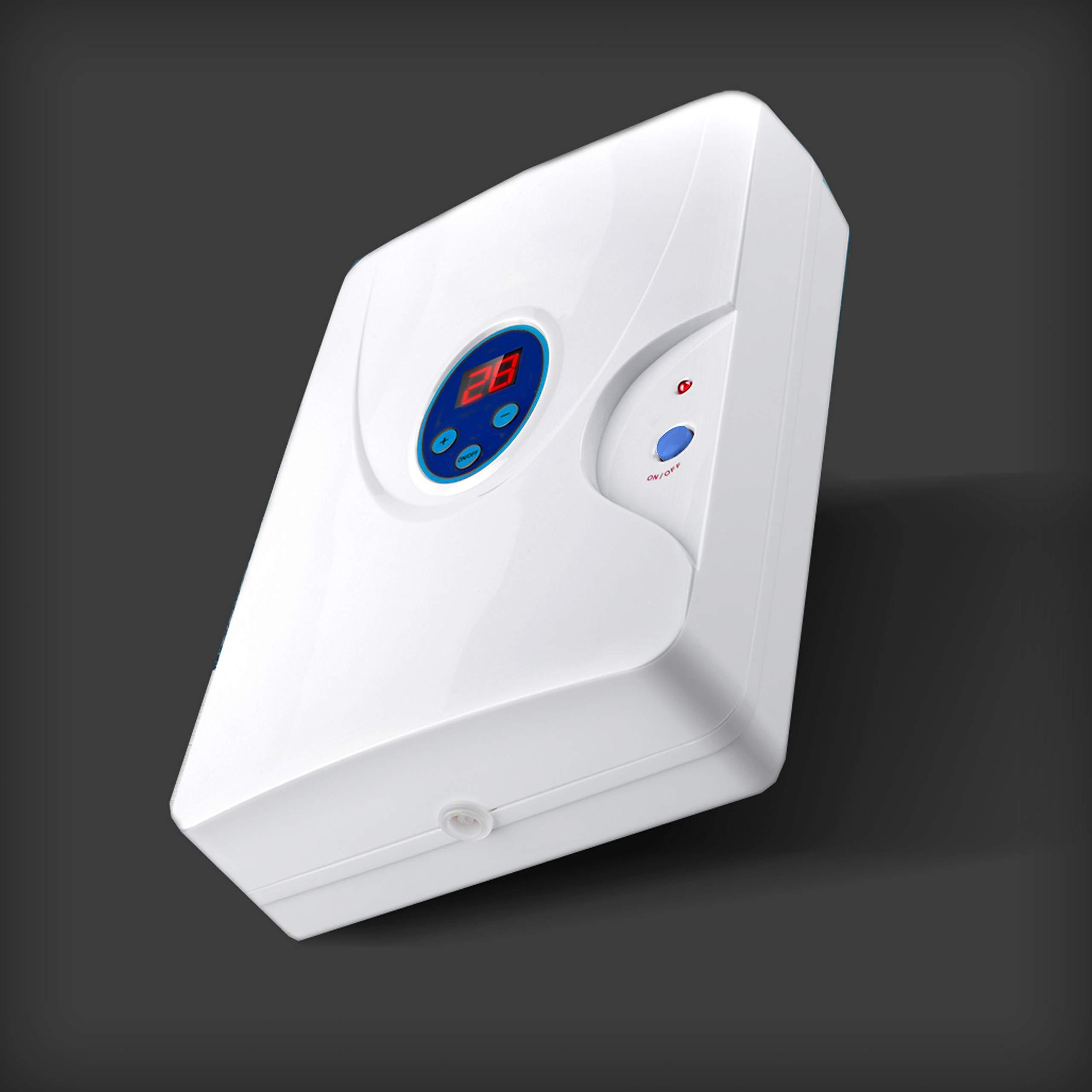 gridinlux. Generador de Ozono Multifuncional Compacto, Elimina ...