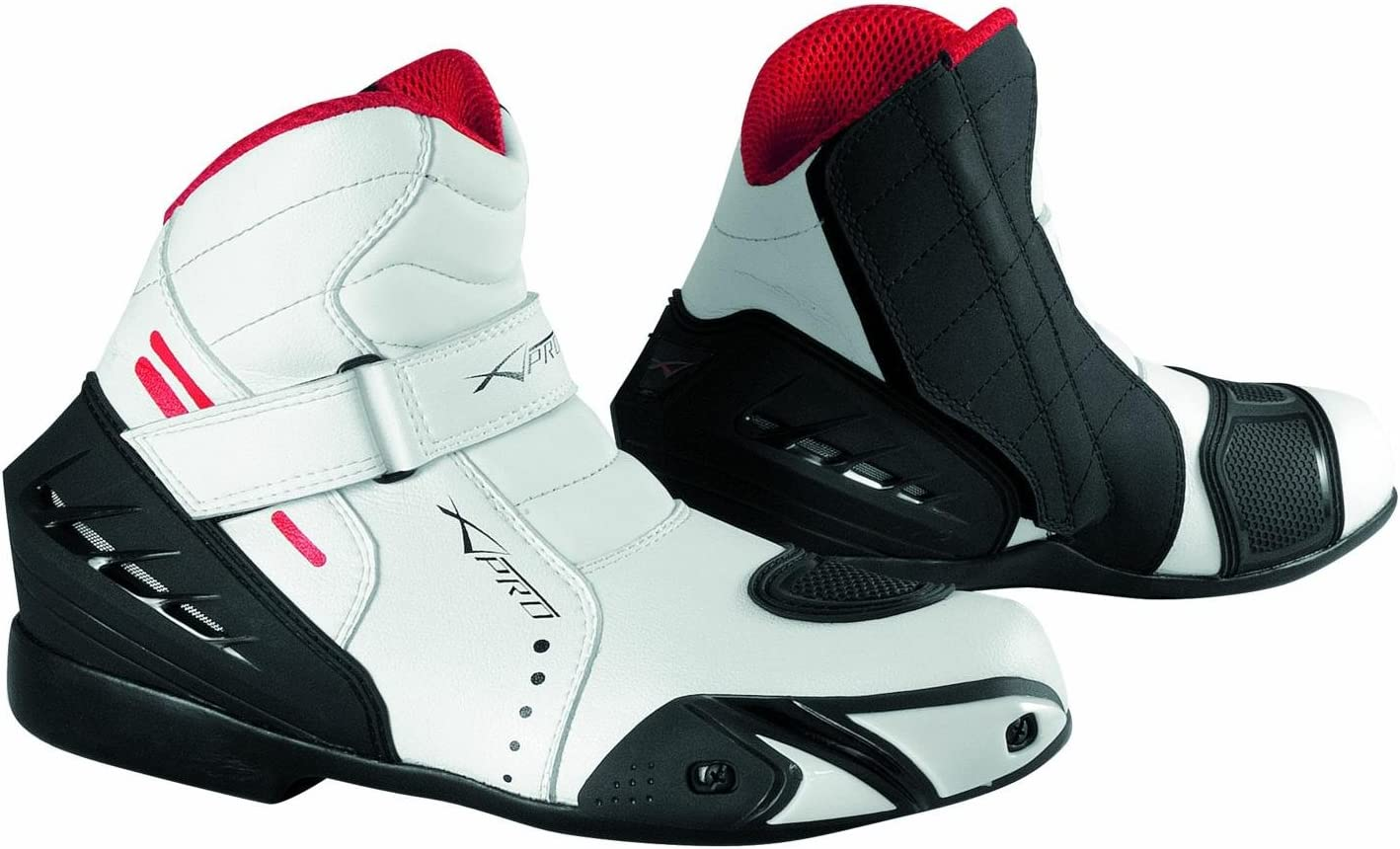 Motorcycle 5% OFF Biker Ventilated Race Touring Leather Sport Super beauty product restock quality top Boots A-P