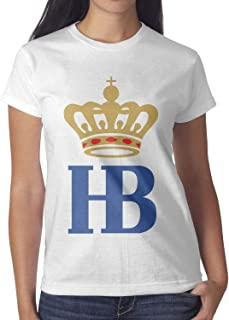 Short-Sleeve Cotton HB-Hofbräuhaus- T-Shirt for Women