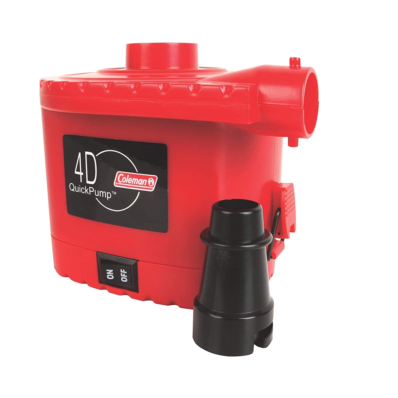 Coleman 4D Battery QuickPump Electric Pump