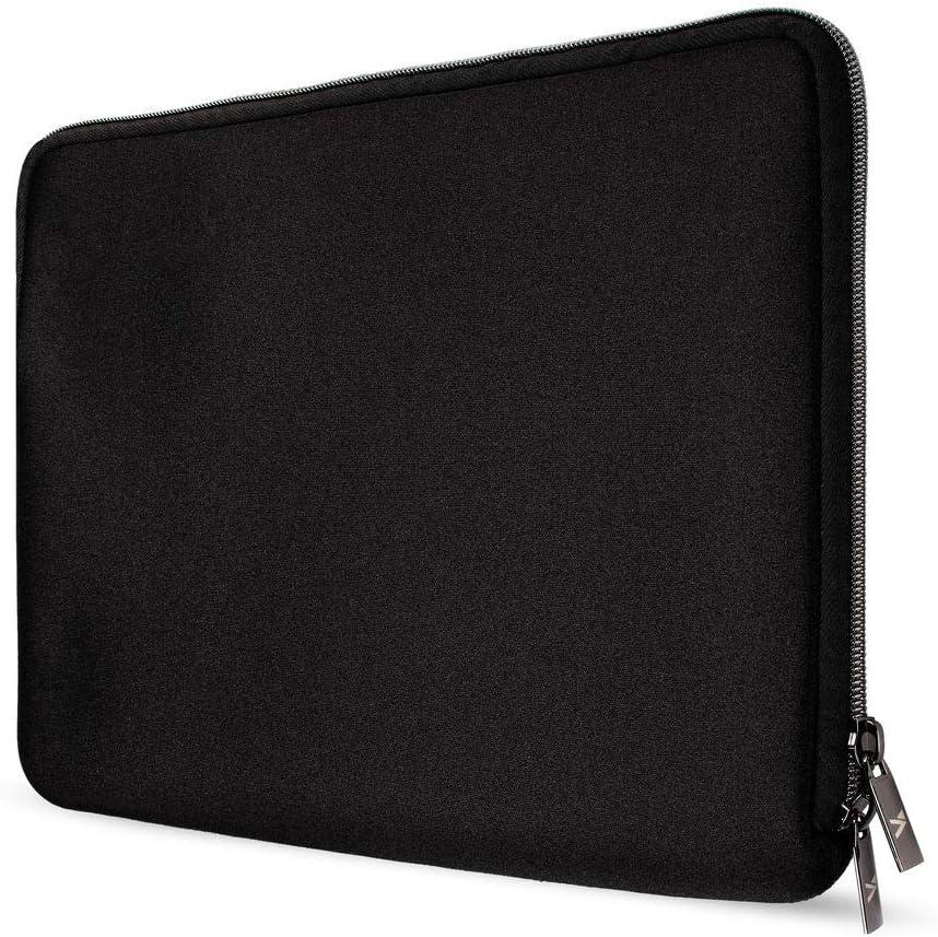 Artwizz Neoprene Sleeve Tasche Für Ipad Pro 12 9 2020 2018 Schutzhülle Mit Reißverschluss Webpelz Schutzrand Schwarz Elektronik