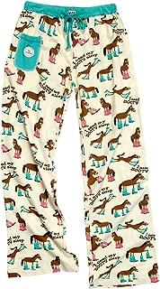 horse print pants