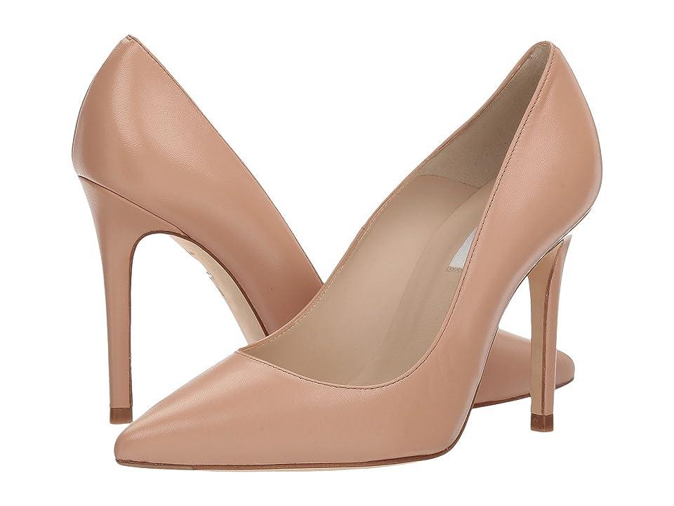 L.K. Bennett Fern (Beige/Trench Nappa Leather) High Heels