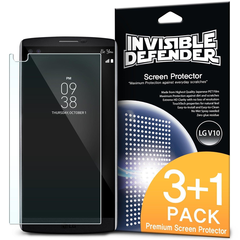 Ringke Protector de Pantalla LG V10: Amazon.es: Electrónica