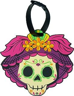 By Mexico Identificador de Maletas Modelo Catrina