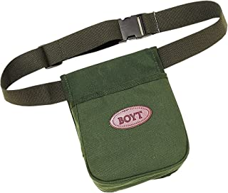 Boyt Harness Canvas Twin Compartment Shell Pouch (OD Green)