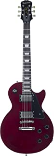 Epiphone Limited Edition Les Paul Studio Deluxe Electric Guitar Wine Red