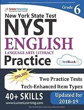Best ela state test prep grade 6 Reviews