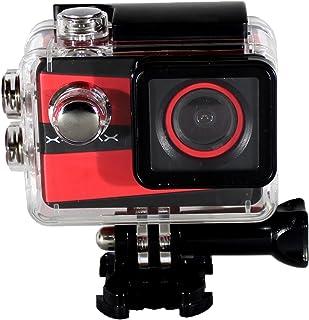 Câmera de Ação, Xtrax, Smart 801130, Vermelha