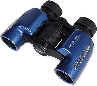 MIZAR(ミザールテック) 双眼鏡 8倍 24mm 口径 ポロプリズム式 スタンダード メタリックブルー Alcor8
