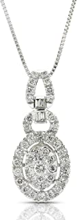 Best 0.75 carat oval diamond Reviews