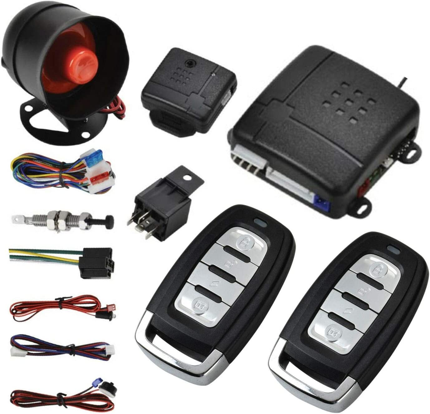 MASO Car Central Lock Universal Auto Remote Vehicle Kit Outlet ☆ Louisville-Jefferson County Mall Free Shipping