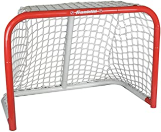 Franklin Sports NHL Steel Street Hockey Goal - Kids Street Hockey Net - 28