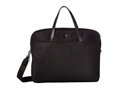 Kate Spade New York Taylor Universal Laptop Bag (Black) Computer Bags
