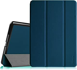 Fintie iPad Air 2 Case (2014 Release) - [SlimShell] Ultra Lightweight Stand Smart Protective Cover with Auto Sleep/Wake Feature for Apple iPad Air 2, Navy