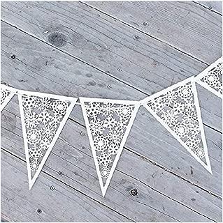 Best paper snowflake banner Reviews