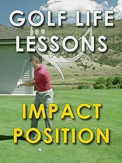 Clip: Impact Position Golf Lesson