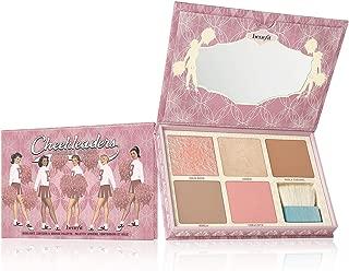 Benefit Cosmetics Cheekleaders Cheek Palette BRONZE SQUAD