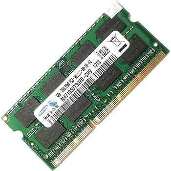 サムスン ノートPC用メモリ PC3-10600(DDR3-1333) SO-DIMM (2GB x 1) [並行輸入]