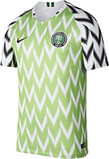 Nike 2018-2019 Nigeria Home Football Soccer T-Shirt Jersey
