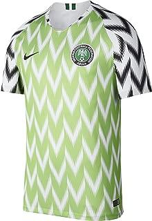 2018-2019 Nigeria Home Football Soccer T-Shirt Jersey