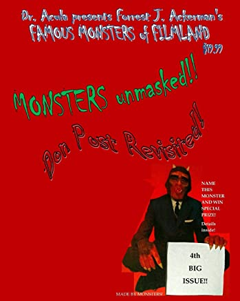 Dr. Acula presents Forrest J. Ackerman's Famous Monsters of Filmland (Dr Acula)