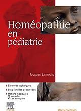 Livres Homéopathie en pédiatrie (Hors collection) PDF