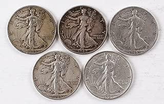1922 walking liberty