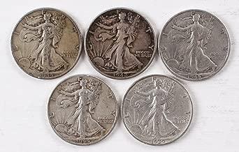 1922 walking liberty dollar