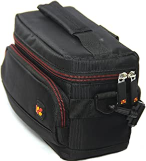 Promate Camera Bag, Compact DSLR Camera and Camcorder Camera case with Padded Shoulder Bag Strap and Internal Storage for ...