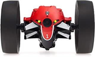 Parrot MiniDrones Jumping Race Drone Max (Red) by Parrot (Certified Refurbished)