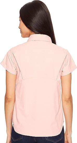 Poliestere Columbia T-Shirt da Donna PEAK TO POINT NOVELTY SHORT SLEEVE